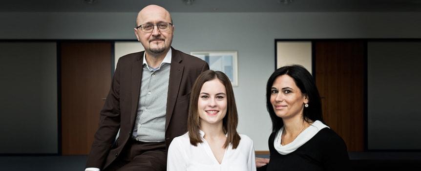 Das Team der AC assistenza & consulting Steuerberatungsgesellschaft mbH